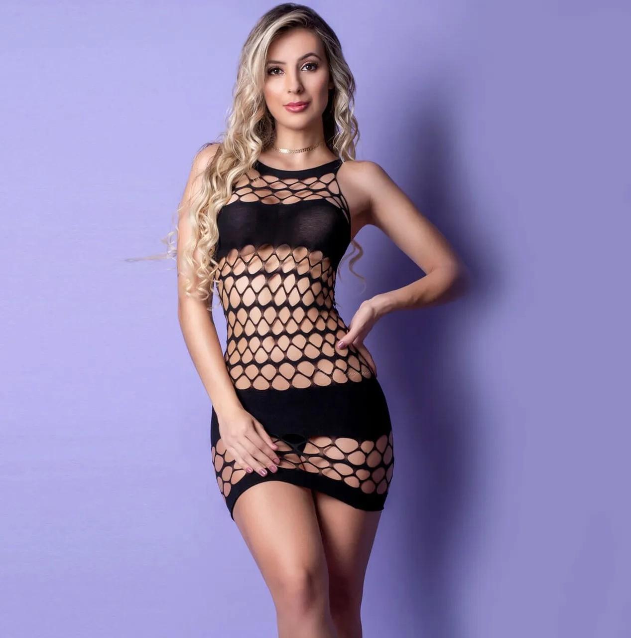 Mini Vestido - Yaffa