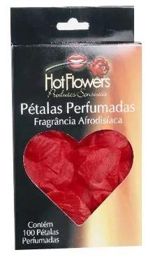 Pétalas de Rosas Afrodisíacas