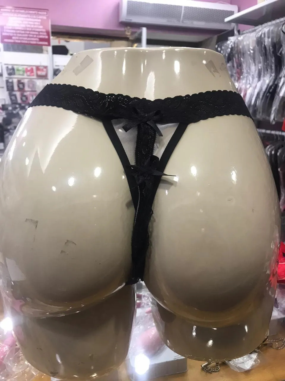 Tanga Apressadinha - Erotika