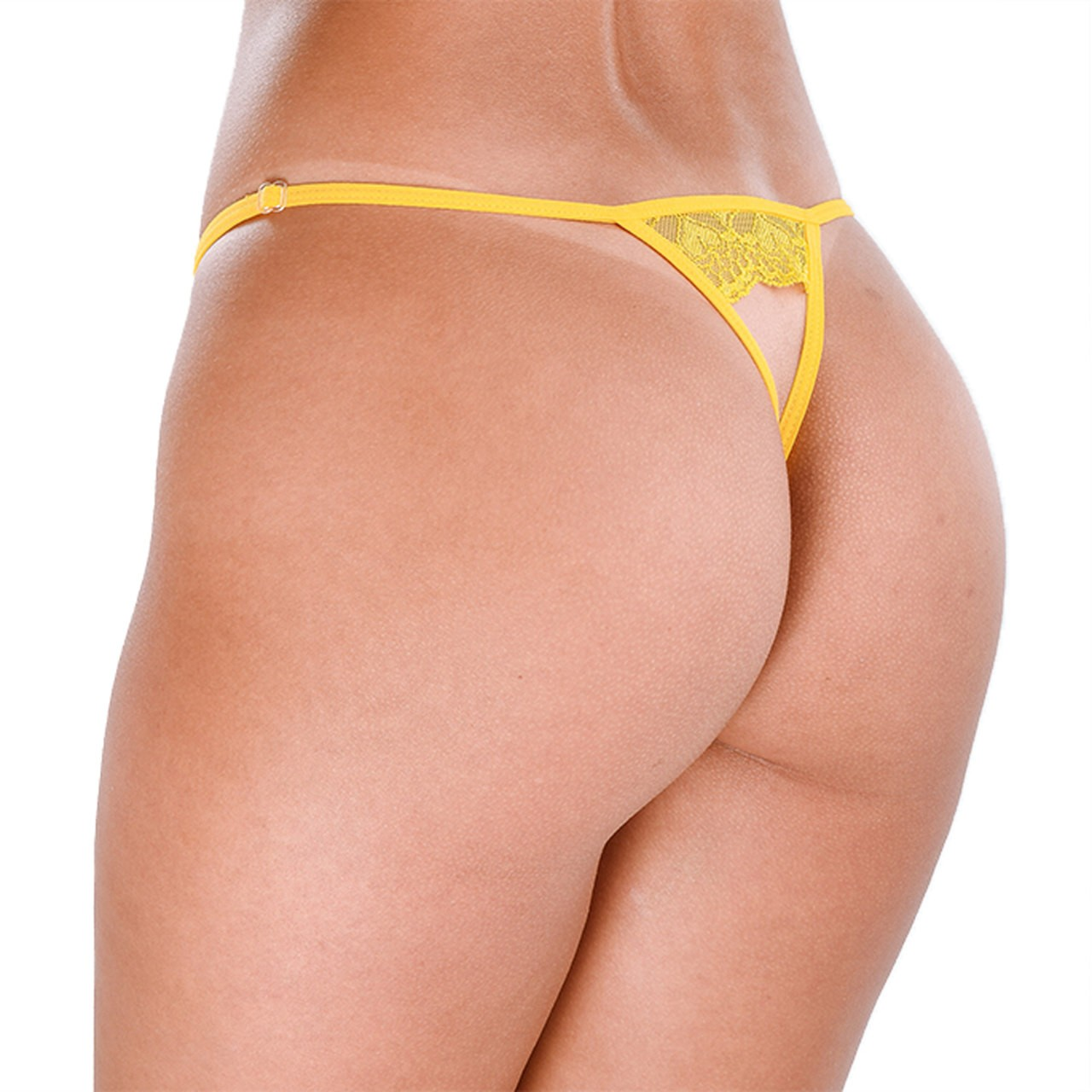 Tanga Ousada Com Strass - Hot Flowers