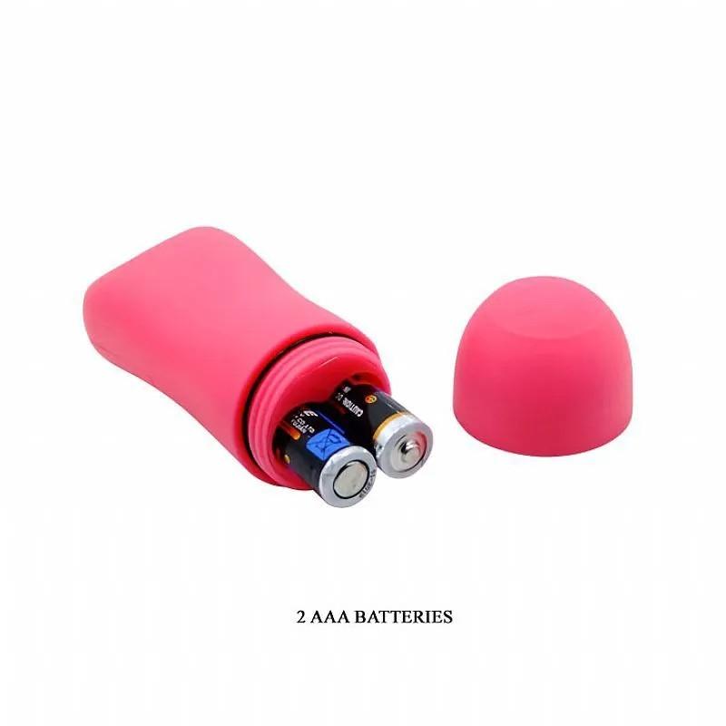 Vibrador Fancy Clamshell Silicone Com Controle Remoto - Pretty Love
