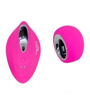Vibrador HF Wear Com Controle a Distância -Recarregável