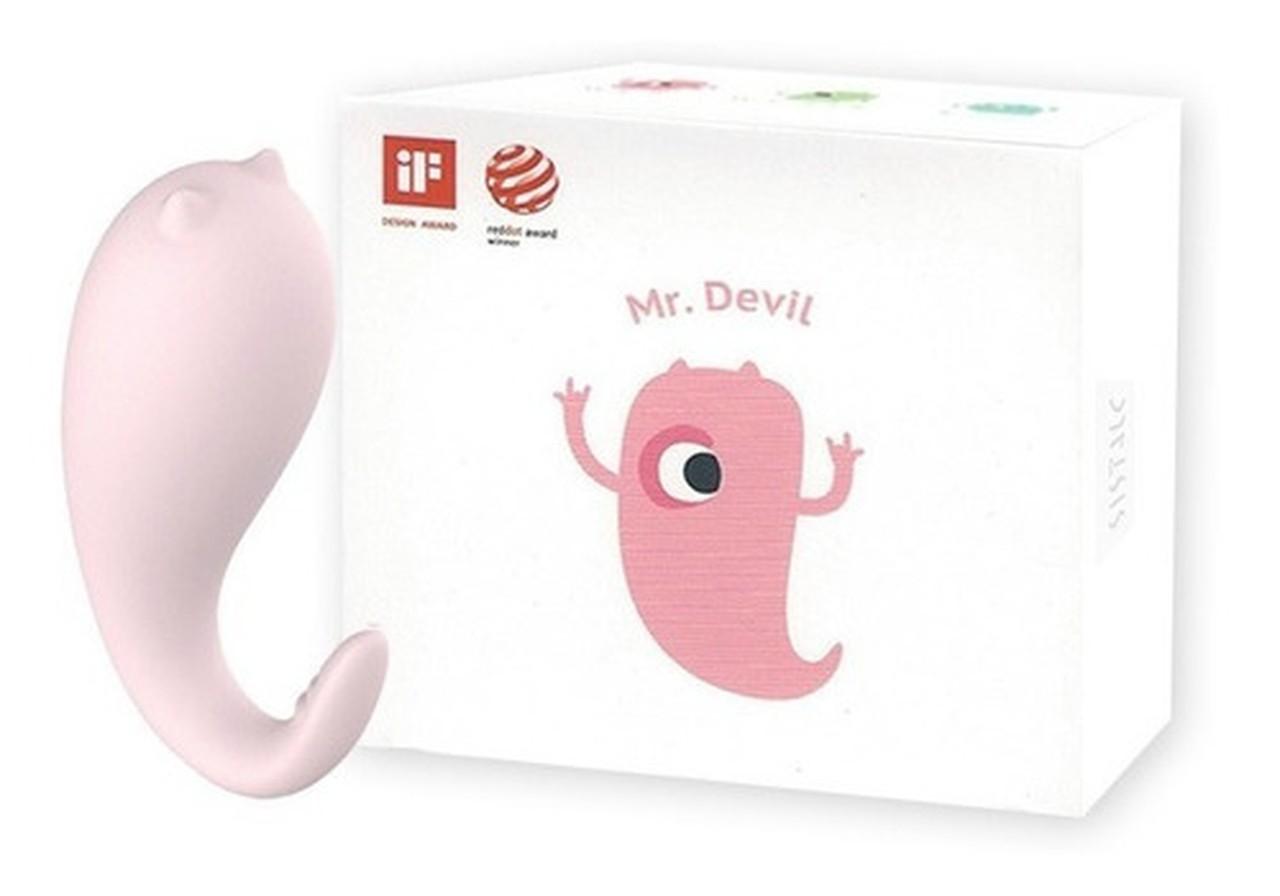 Vibrador Monster Pub Mister Devil Recarregável