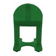 Clip Espaçador de Piso Slim 1,0 mm 100 Unidades - Nivela Certo