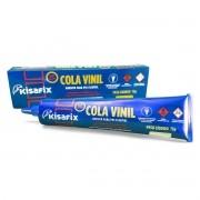 Cola Vinil para PVC Flexível 75g - Kisafix