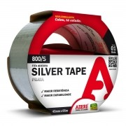 Fita Silver Tape 45mm x 5 Metros  - Adere