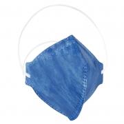Máscara PFF2 Azul Sem Válvula