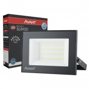 Refletor LED 50W IP65 Bivolt - Avant