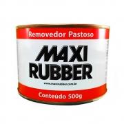 Removedor Pastoso para Esmaltes e Tintas Automotivas 500g - Maxirubber