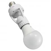 Sensor de Presença para Lâmpadas E27 Fotocélula
