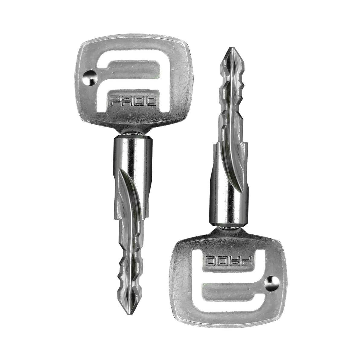 Cadeado Chave Tetra 50mm LT-T50 - Pado