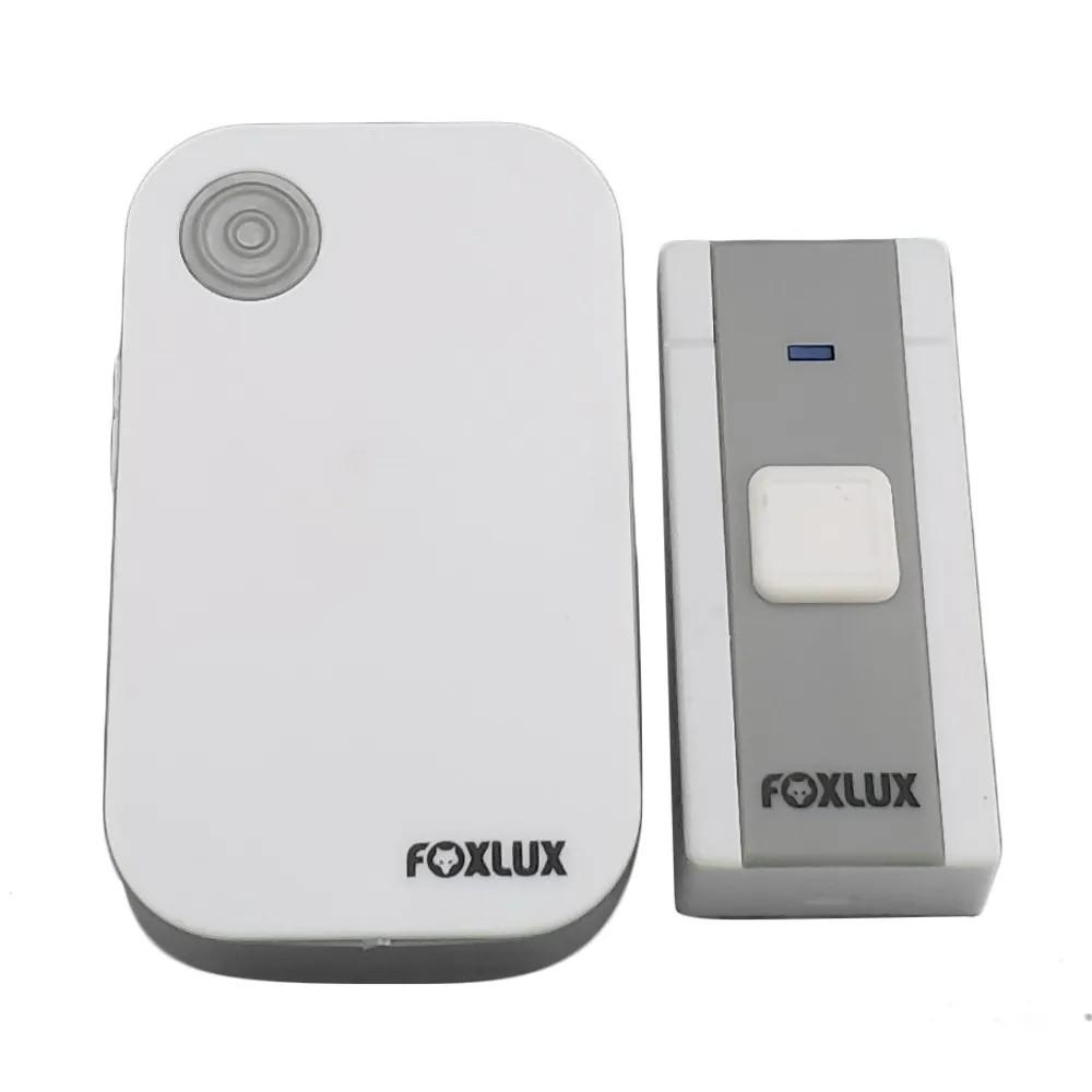 Campainha Sem Fio Wireless 36 Toques - Foxlux