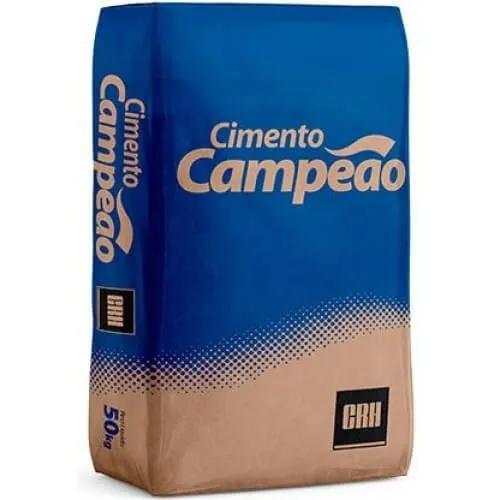 Cimento CP-II E 32 50kg - CAMPEÃO