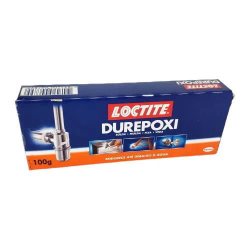 Cola Durepoxi 100g - LOCTITE