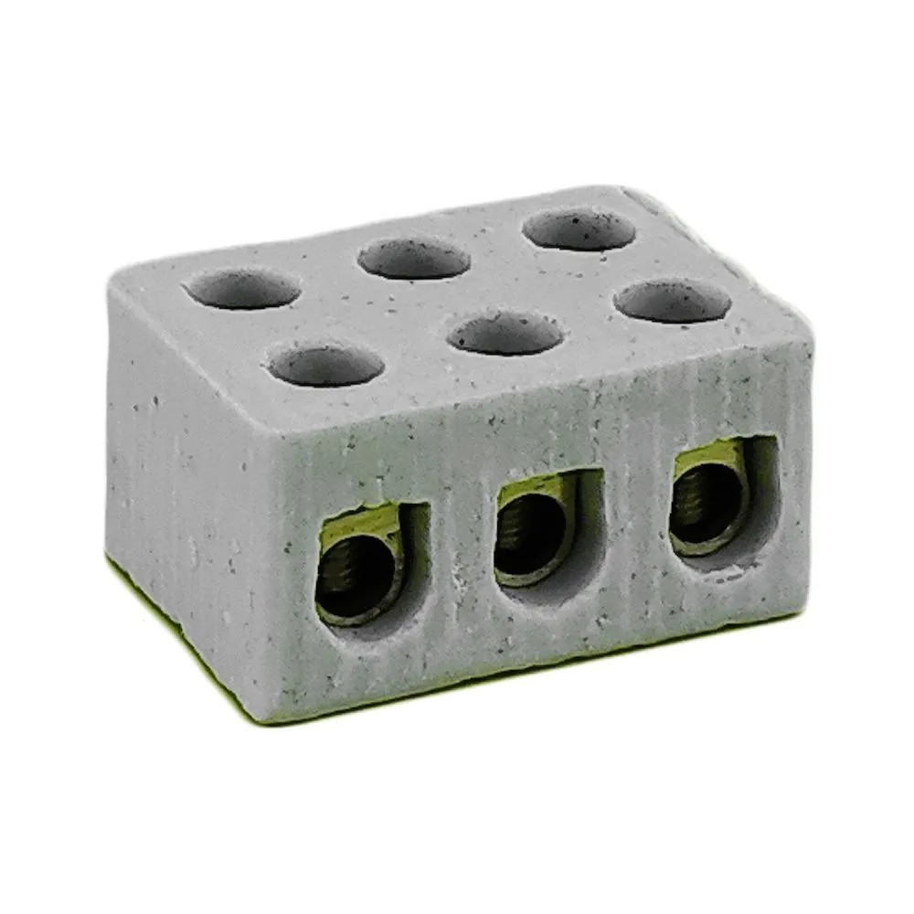 Conector de Louça para Chuveiro Tripolar 10mm²