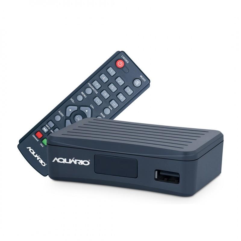Conversor Digital Full HD DTV-4000S - Aquário
