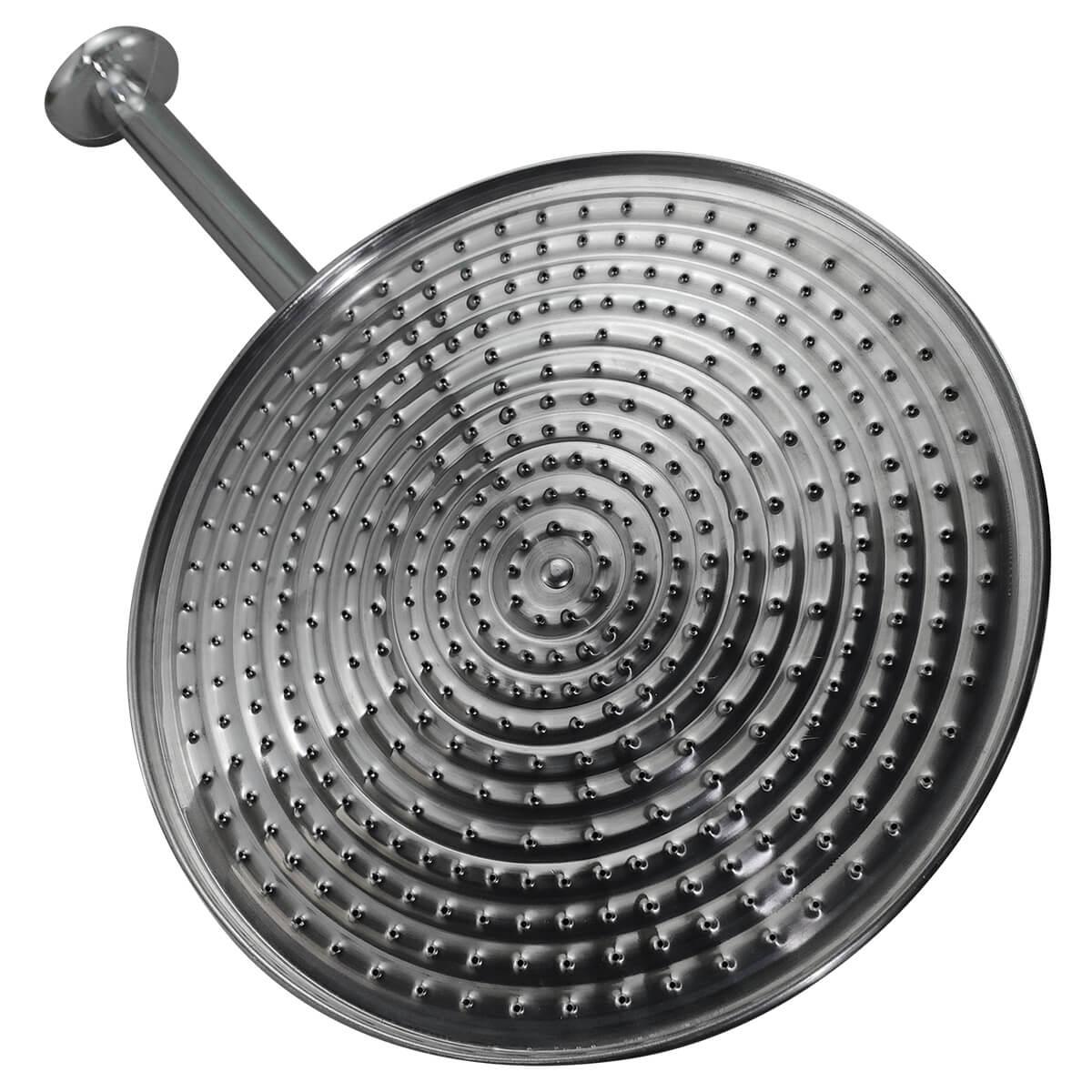 Ducha Fria Big 12pol 30cm Alumínio
