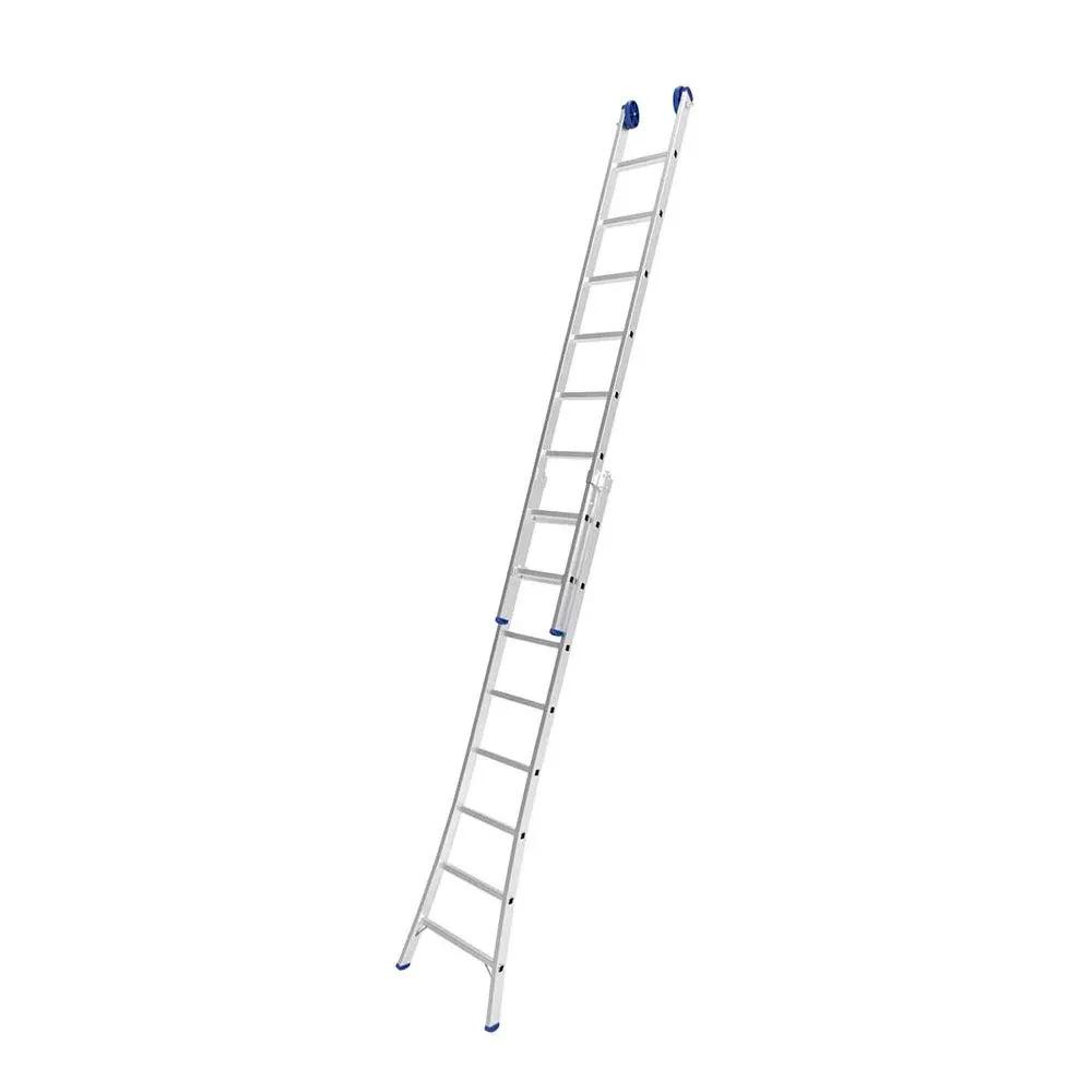 Escada Extensiva de Alumínio 2x8 - Mor