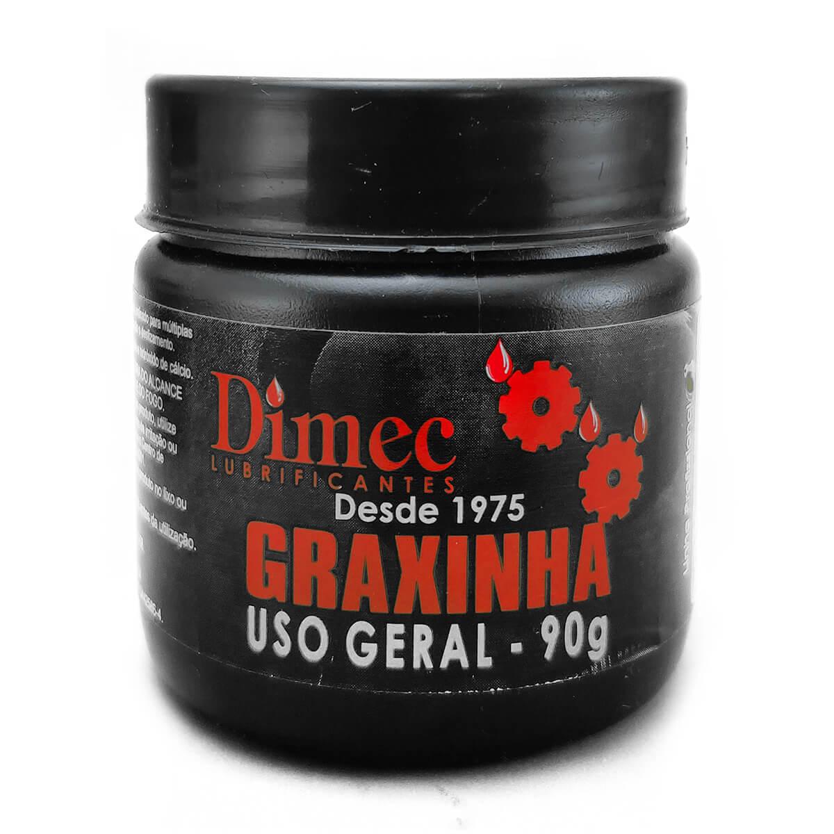 Graxa Uso Geral Marrom 90g - Dimec