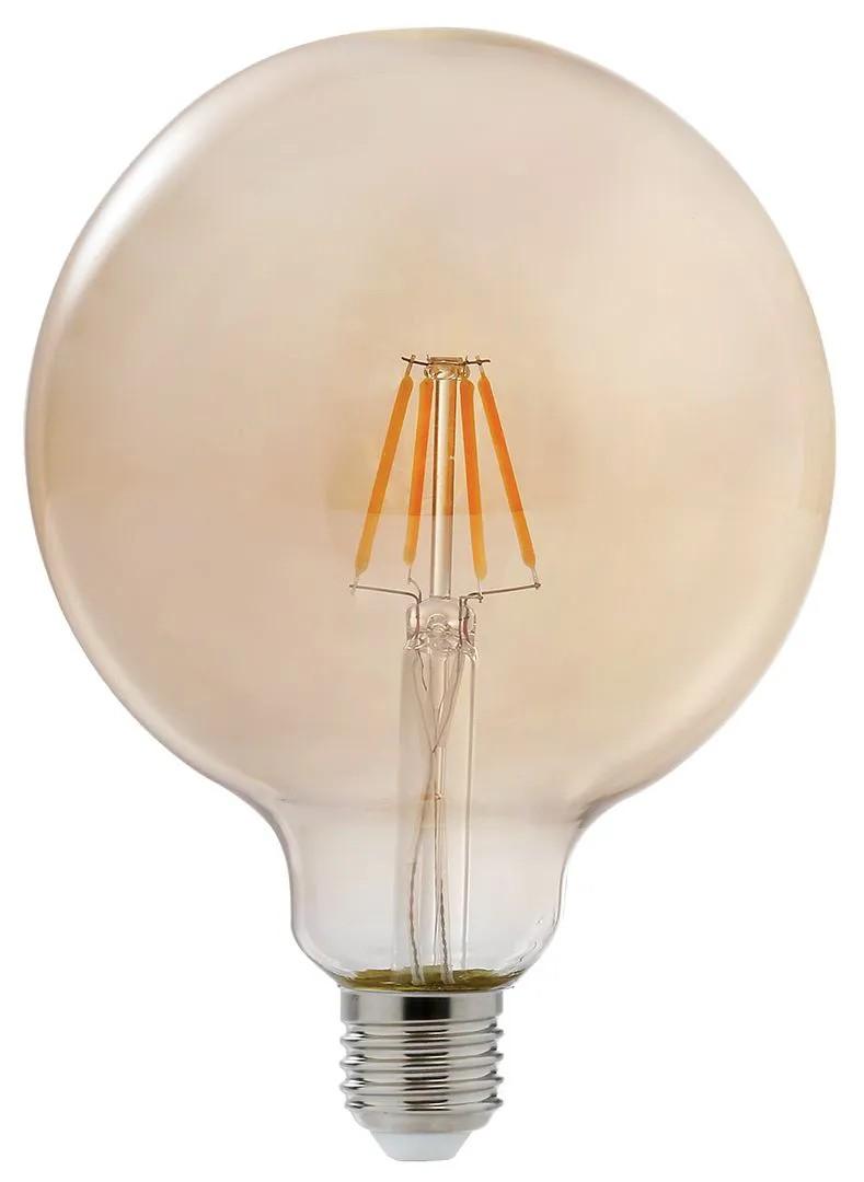 Lâmpada Retrô Globo G125 4W LED Bivolt - AVANT