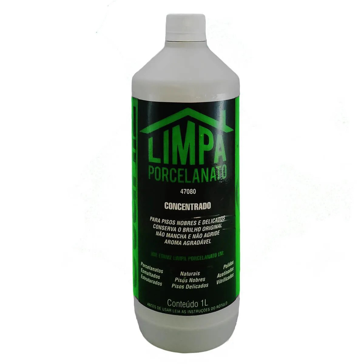 Limpa Porcelanato Concentrado 1 Litro - Etaniz