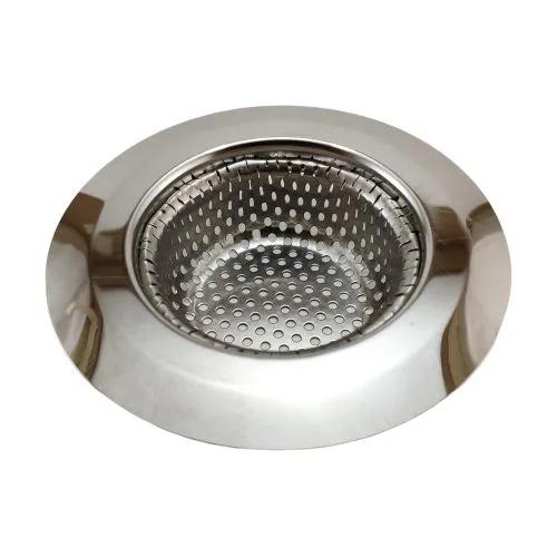 Ralo para Pia de Cozinha Inox
