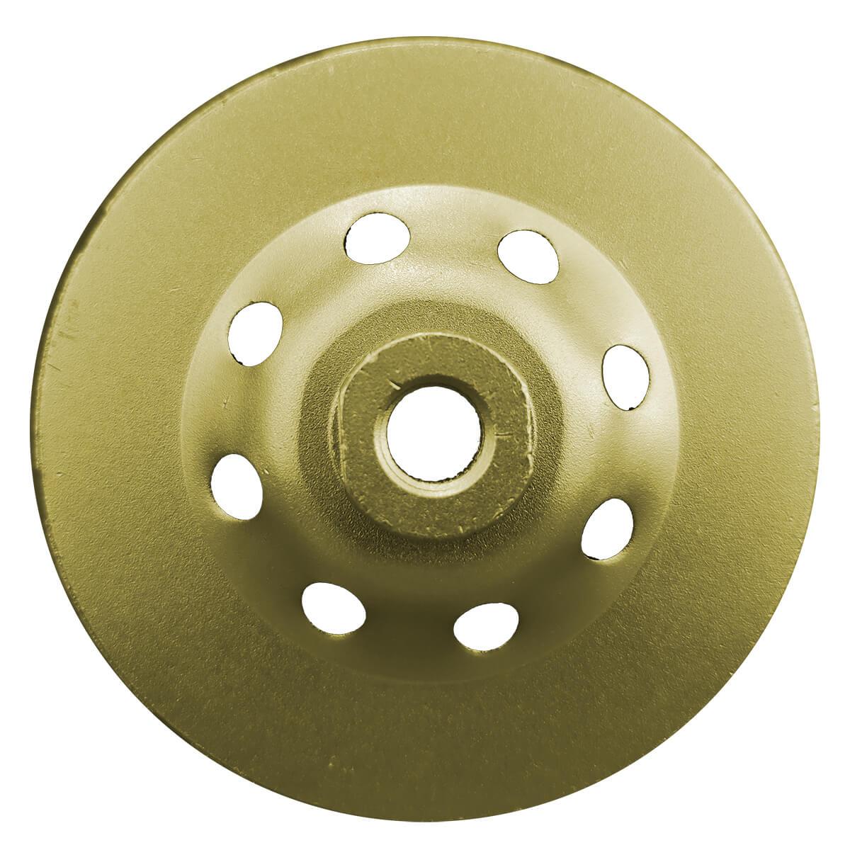 Rebolo Diamantado Segmentado para Esmerilhadeira M14 115mm