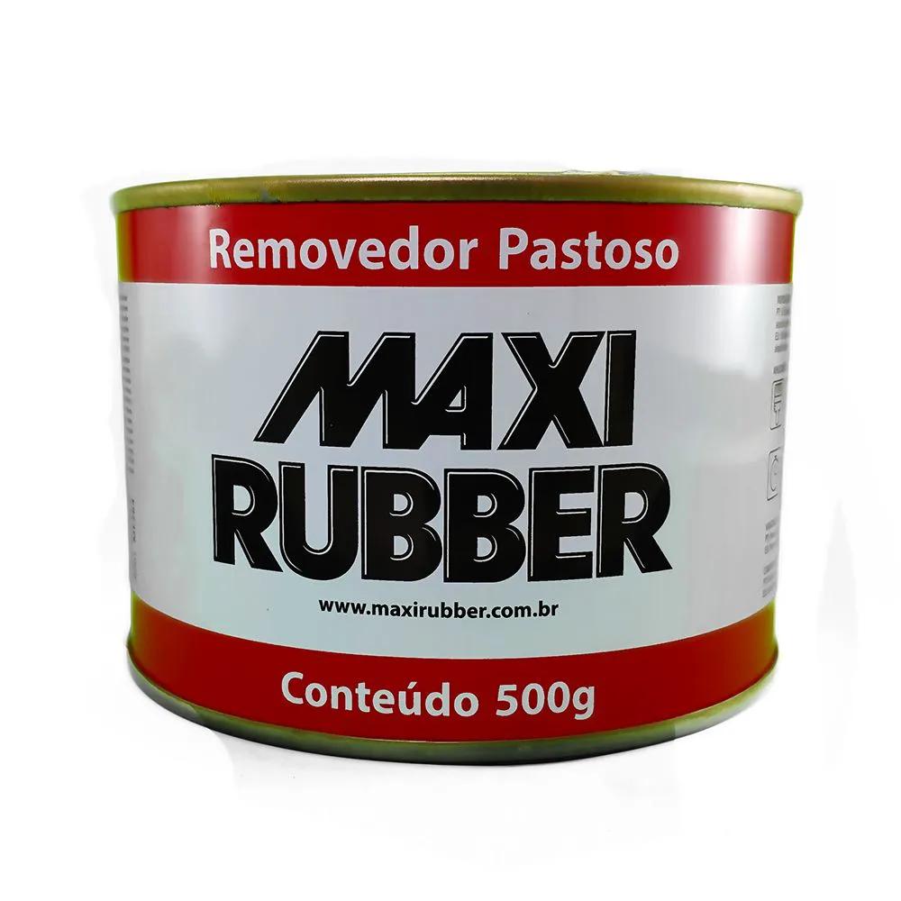 Removedor de Tintas Pastoso 1kg - MAXIRUBBER