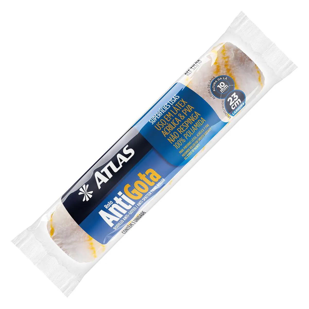 Rolo AntiGota 23cm - ATLAS