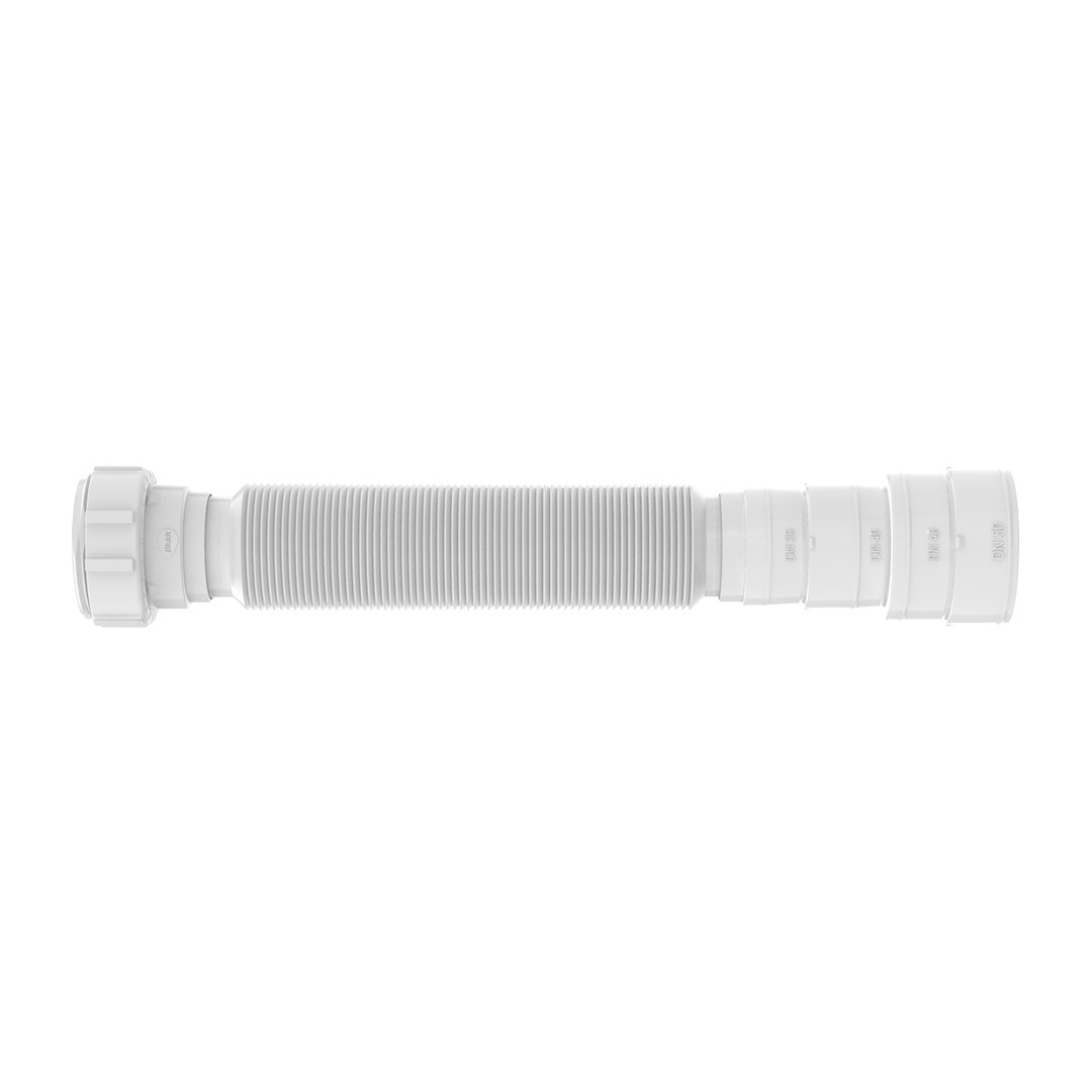 Sifão Extensivo Branco Universal - Blukit