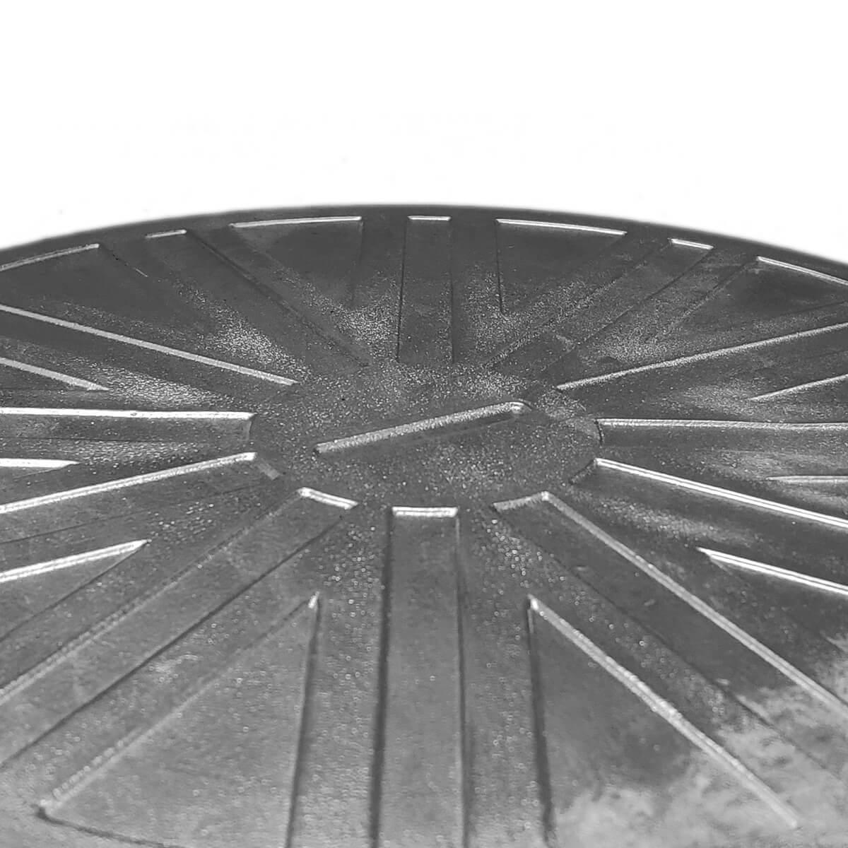 Tampa para Caixa de Gordura 250mm Alumínio - Prime