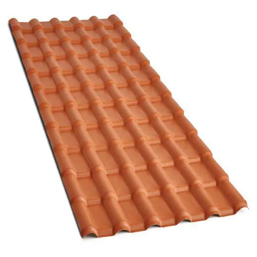 Telha PVC Plan 2,42x0,88m - PRECON