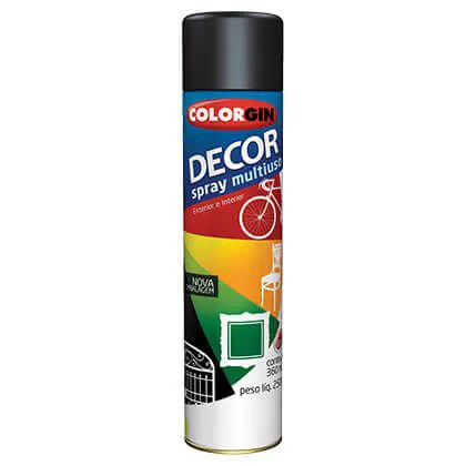 Tinta Spray Decor Várias Cores - COLORGIN