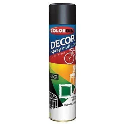 Tinta Spray Decor Várias Cores - COLORGIN