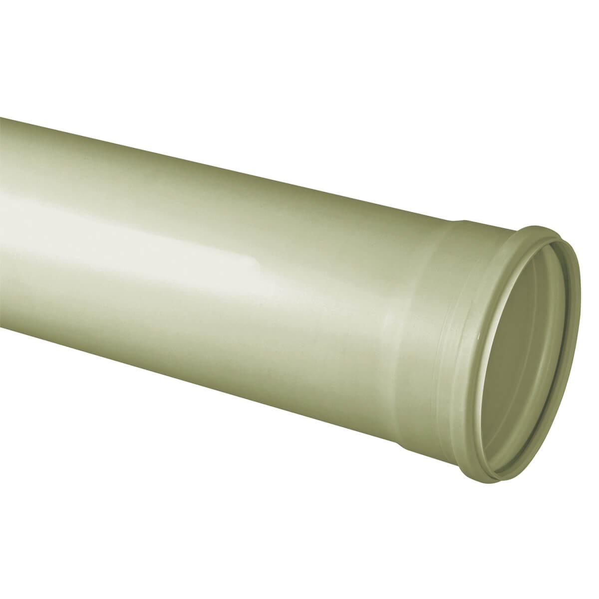 Tubo PVC 100mm Esgoto 6 Metros