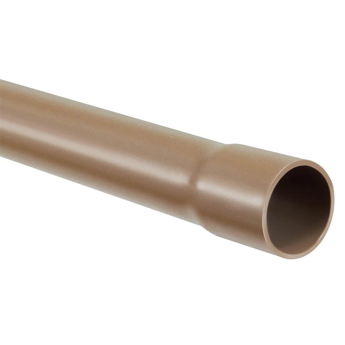 Tubo PVC 25mm Soldável 6 Metros
