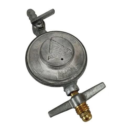 Válvula Reguladora para Butijão de Gás 504/01 - Aliança