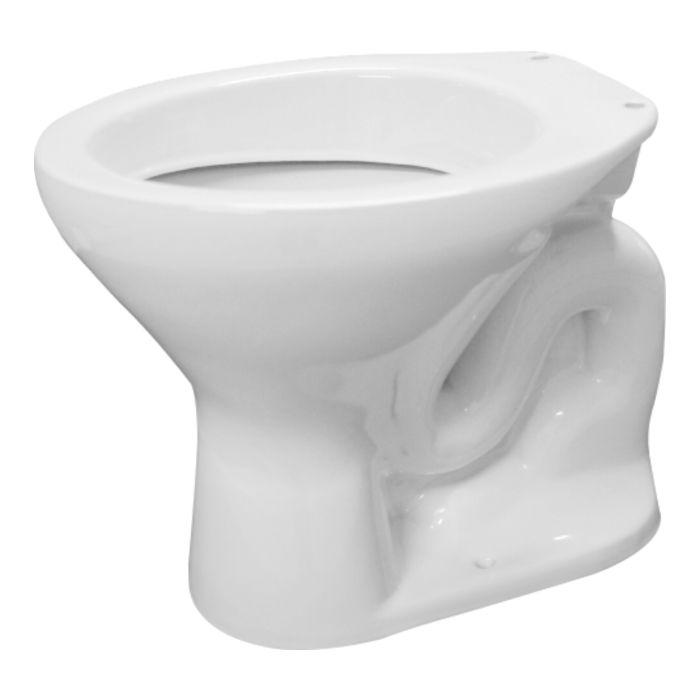 Vaso Sanitário Simples Branco Diva - Ônix
