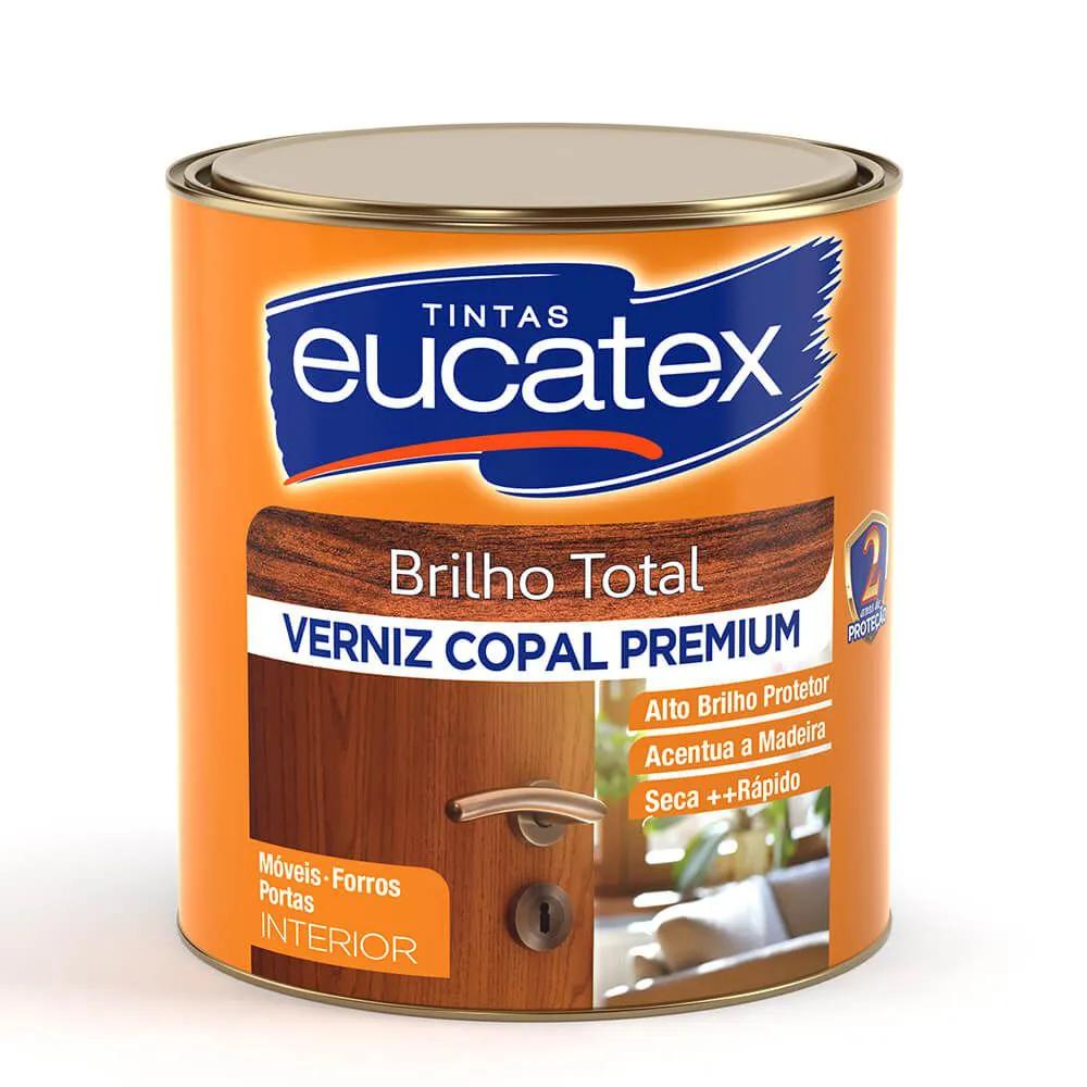 Verniz Copal 900ml - EUCATEX