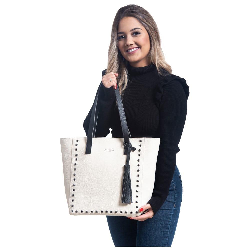 Bolsa Sacola Shopper Willibags Gelo
