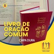 LIVRO DE ORAÇÃO COMUM - CAPA DURA