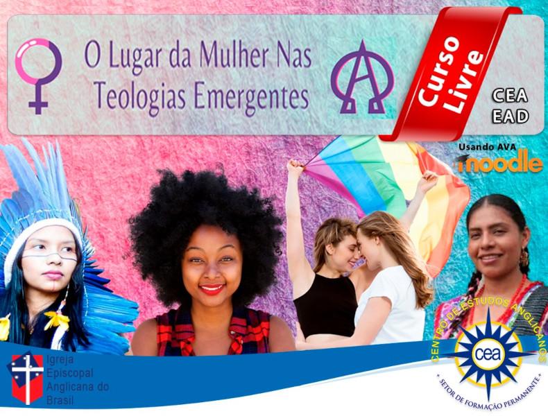 CURSO: Mulheres no Contexto das Teologias Emergentes