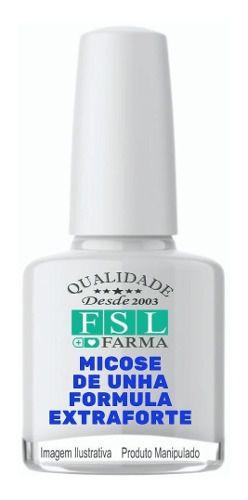 Micose De Unha Tratamento - Solução Com Fluconazol Turbinada