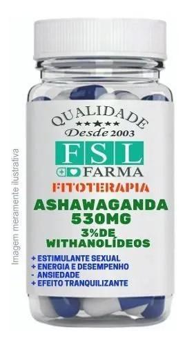 Ashwagandha (Ginseng Indiano) 530 mg