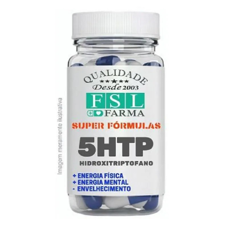 5 Htp (5-Hidroxitriptofano) 100Mg