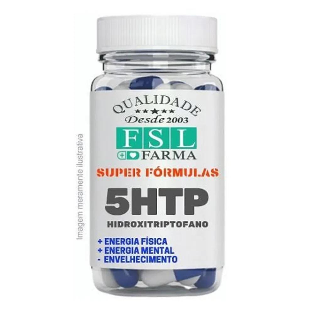 5 Htp (5-hidroxitriptofano) 50mg