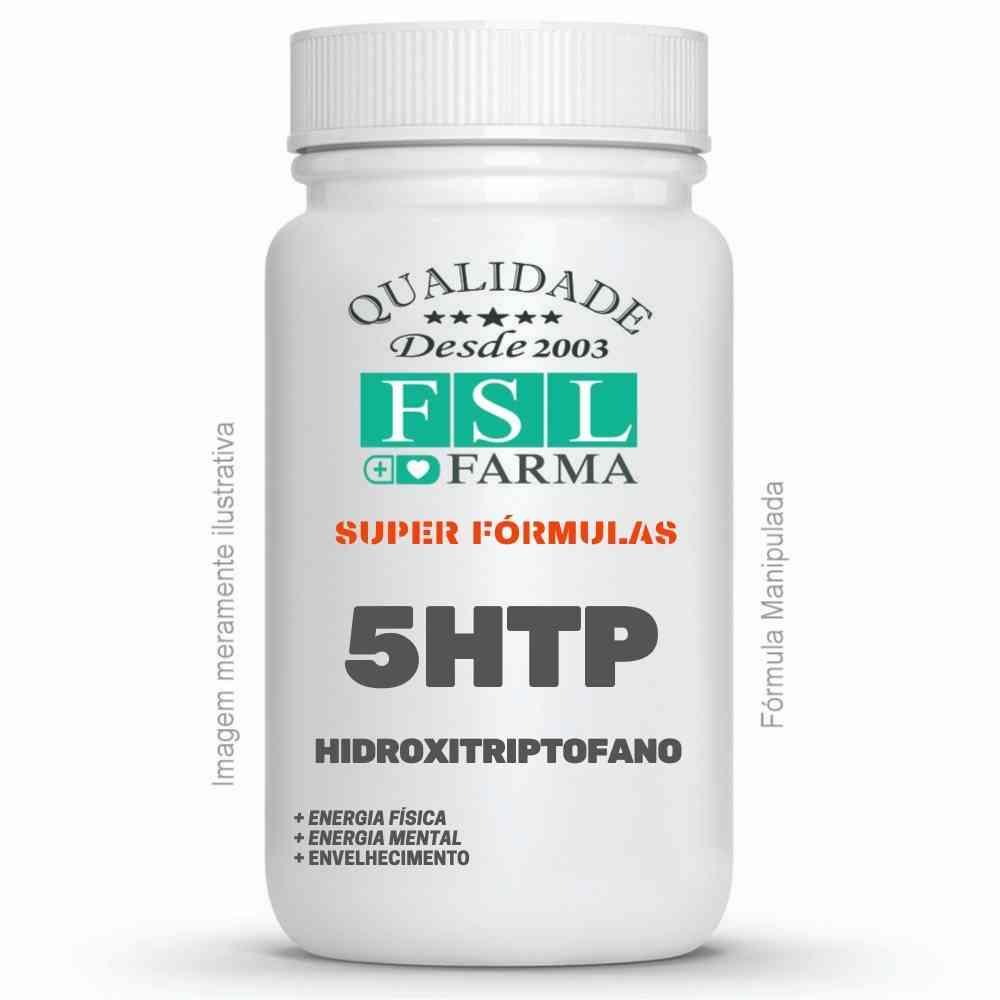 5 Htp (5-hidroxitriptofano) 50mg ®