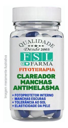 Clareador De Manchas Faciais Anti-Melasma