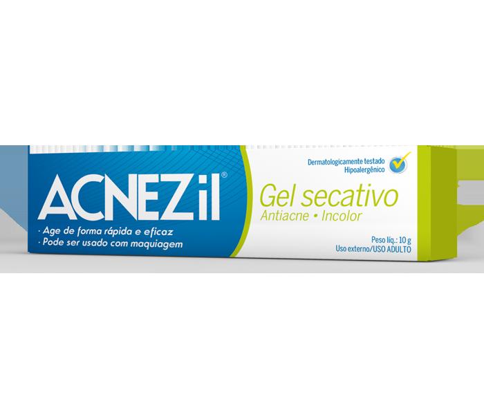 Acnezil Gel Secativo 10g - Cimed
