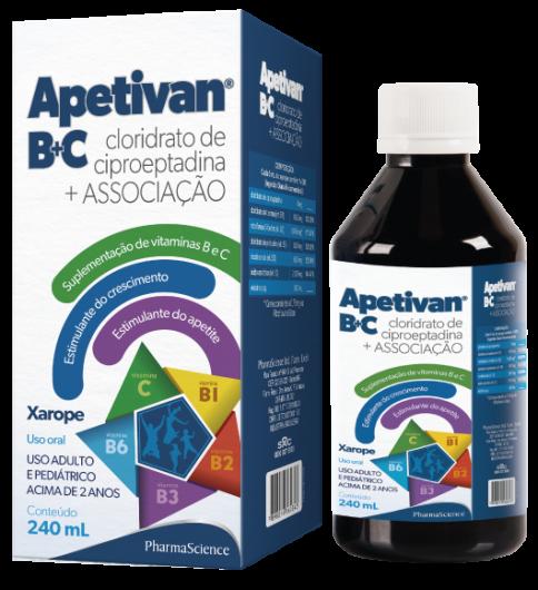 Apetivan B+C 240 ML